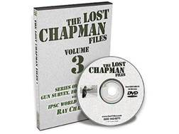 "Gun Video ""The Lost Chapman Files Volume 3: Gunfight Tactics"" DVD"
