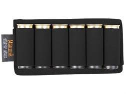 Maxpedition Horizontal Shotgun Shotshell Panel 6-Round Nylon Black