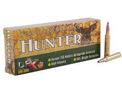 Cor-Bon DPX Hunter Ammunition 280 Remington Ackley Improved 140 Grain Tipped DPX Lead-Free Box of 20