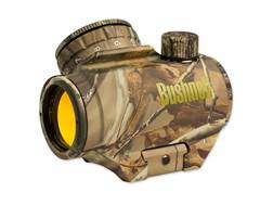 Bushnell Trophy TRS-25 Red Dot Sight 1x 25mm 3 MOA Dot with Integral Weaver-Style Mount Realtree APG Camo