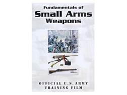 "Gun Video ""Fundamentals of Small Arms Weapons"" DVD"