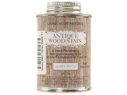 Laurel Mountain Antique Wood Stock Stain Honey Maple 4 oz Liquid
