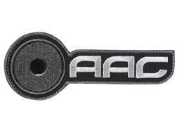 Advanced Armament Co (AAC) Horizontal Logo Patch Hook-&-Loop Fastener