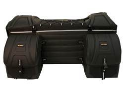 Kolpin Powersports TrailTec ATV Deluxe Cargo Bag Black