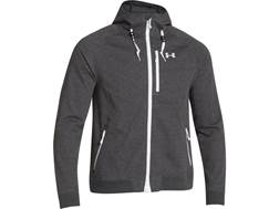 Under Armour Men's ColdGear Infrared Dobson Softshell Jacket Synthetic Asphalt Heather XXL 50-52