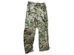 Military Surplus British Lightweight Waterproof Pants Multi-Terrain Pattern Camo M