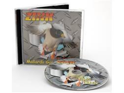 "Zink ""Mallards Gone Wild"" Duck Calling Instructional Audio CD"