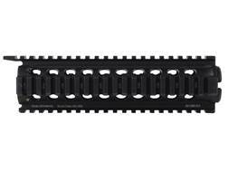 Daniel Defense EZ CAR 9.0 2-Piece Handguard Quad Rail AR-15 Mid Length Aluminum Black