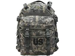 Military Surplus MOLLE II Assault Pack Grade 3 ACU Digital Camo