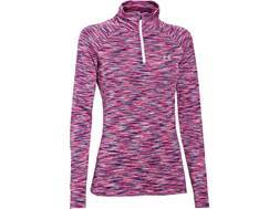 Under Armour Women's UA Tech 1/4 Zip Long Sleeve Shirt Polyester