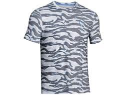 Under Armour Men's ISO-Chill Element Short Sleeve Shirt Crew Nylon
