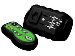 Primos SpeakEasy Electronic Predator Call with 6 Sounds Black and Green