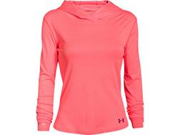 Under Armour Women's UA ISO-Chill Dayz Hooded Sweatshirt Nylon After Burn Large (12-14)