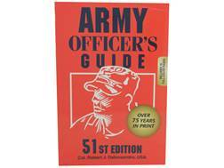 """Army Officer's Guide 51st Edition"" Book by Col. Robert J. Dalessandro, USA"