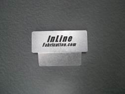Inline Fabrication Bullet Bin Barrier