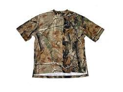 Mossy Oak Men's Pocket T-Shirt Short Sleeve Cotton Mossy Oak Obsession Camo 2XL 50-52