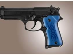 Hogue Extreme Series Grip Beretta 92FS Compact Tribal Aluminum