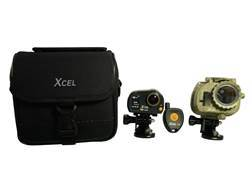 Spypoint Xcel HD Hunt Action Camera with Remote with Remote 1080P Spypoint Dark Forest Camo