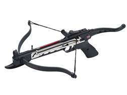Velocity Archery Badger Self-Cocking Crossbow Pistol Black