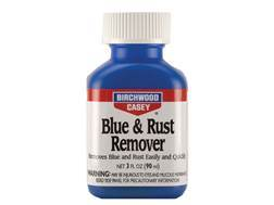Birchwood Casey Blue and Rust Remover 3 oz Liquid