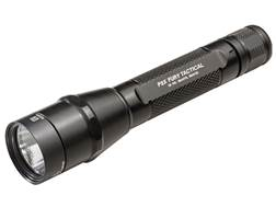Surefire P3X Fury Tactical Flashlight LED with 3 CR123A Batteries Knurled Aluminum Black