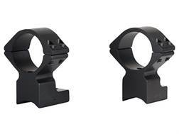 "Talley Lightweight 2-Piece Scope Mounts with Integral 1"" Rings Cooper 21, 57 Kimber 82, 84 Matte Ext"