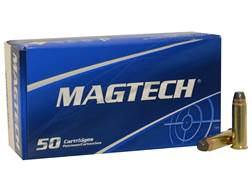 Magtech Sport Ammunition 38 Special 158 Grain Semi-Jacketed Soft Point Box of 50