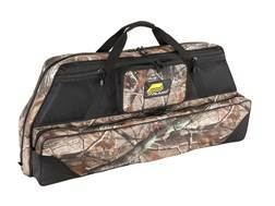 Plano Soft Bow Case Nylon Black and Realtree AP Camo