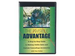 """The Invisible Advantage: A Step-by-Step Guide to Making Ghillie Suits and Custom Camouflage Accessories"" DVD with Tom Forbes"