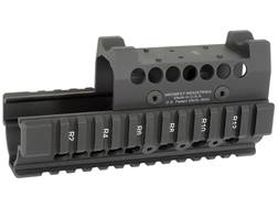 Midwest Industries US Palm 2-Piece Railed Handguard AK-47, AK-74 with Burris Fast Fire Top Cover Optic Mount Aluminum