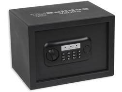 "Bulldog Standard Digital Pistol Vault Security Box 10"" x 13-1/2"" x 10"" Steel Black"