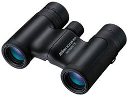 Nikon Aculon W10 Binocular 10X 21mm Roof Prism Black