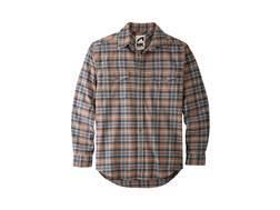 Mountain Khakis Men's Peaks Flannel Shirt Long Sleeve Polyester/Wool