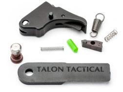 Apex Tactical Action Enhancement Trigger Kit Smith & Wesson M&P Shield Aluminum Black