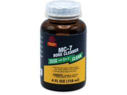 Shooter's Choice MC #7 Firearms Bore Cleaning Solvent 4 oz Liquid