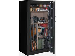 Stack-On Armorgaurd Fire Resistant Gun Safe with Electronic Lock Matte Black