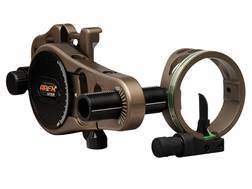 Apex Gear AG Atomic Rover 1-Pin Slider Bow Sight .010 Diameter Pin Brown