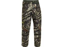 Under Armour Men's The Rut ColdGear Infrared Scent Control Pants Polyester Mossy Oak Treestand Camo 32 Waist