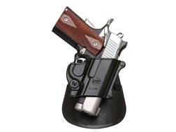 Fobus Compact Paddle Holster Right Hand 1911 Officer, Browning Hi-Power, Kahr P9, T9, MK9, K9, TP...