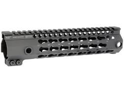 Midwest Industries 3GK Series Free Float Gen 3 KeyMod Handguard AR-15 Mid Length Aluminum Black