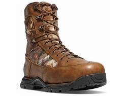 "Danner Pronghorn 8"" Waterproof 400 Gram Insulated Hunting Boots Leather and Nylon Realtree Xtra Men's"