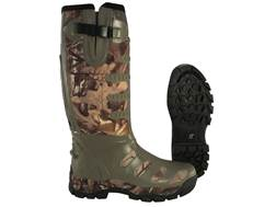 "Banded 17"" Waterproof Breathable Uninsulated Hunting Boots Nylon and Rubber Realtree Xtra Camo Men's 9 D"