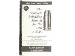 "Loadbooks USA ""380 ACP"" Reloading Manual"