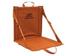 ALPS Mountaineering Weekender Folding Seat Polyester Rust