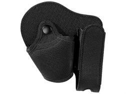ASP Combo Case Handcuff Plus Baton Scabbard Ballistic Nylon Black