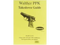 """Radocy Takedown Guide """"Walther PPK"""""""