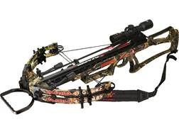 PSE Dream Season RDX 365 Crossbow Package with Scope Mossy Oak Country Camo
