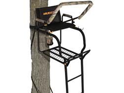 Muddy The Odyssey 20' Single Ladder Treestand Steel Black