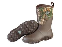 "Muck Fieldblazer II Mid 13"" Insulated Hunting Boots Rubber and Nylon Realtree Xtra Camo"