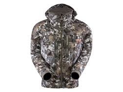 Sitka Gear Men's Incinerator Waterproof Insulated Jacket Polyester Gore Optifade Elevated Forest II 2XL